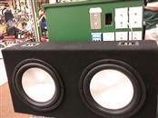 ECLIPSE Car Speakers/Speaker System 12IN CAR SPEAKERS